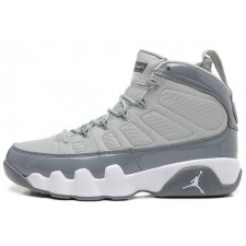 Мужские кроссовки Nike Air Jordan IX RETRO 'MEDIUM GREY/COOL'