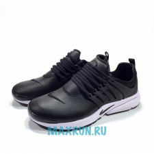 Nike Air Presto Leather черные