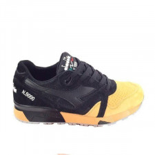 Diadora N9000 Black/Yellow